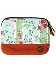Mi-Pac Backpacks Tablet Floral, Blue Rose, One Size