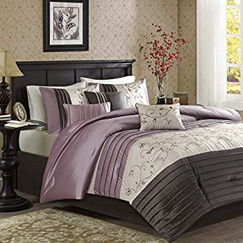 Amazon Com Madison Park Amherst Cal King Size Bed