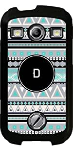 Case for Samsung Galaxy Xcover 2 (S7110) - Monogram - tribal pattern *D*