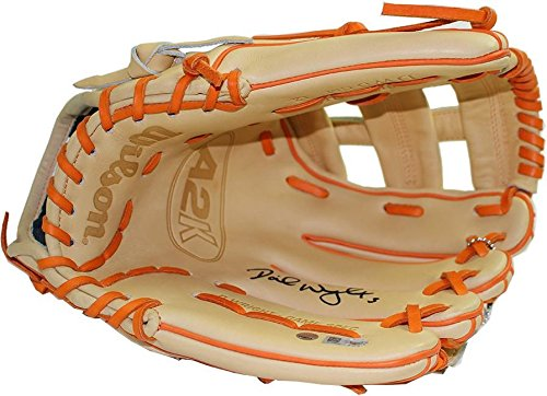 David Wright Autographed Wilson Game Model WTA2K Glove MLB Auth - Authentic Signature