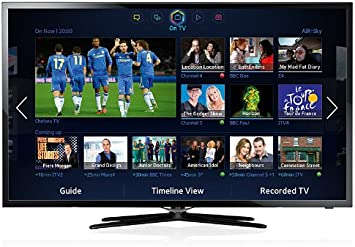 SAMSUNG Televisor LED Smart TV UE32F5500: Amazon.es ...