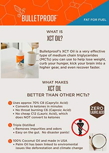 Bulletproof XCT Oil, Keto Friendly Energy, Ketogenic Diet, More Than Just MCT Oil (32 oz) by Bulletproof (Image #2)