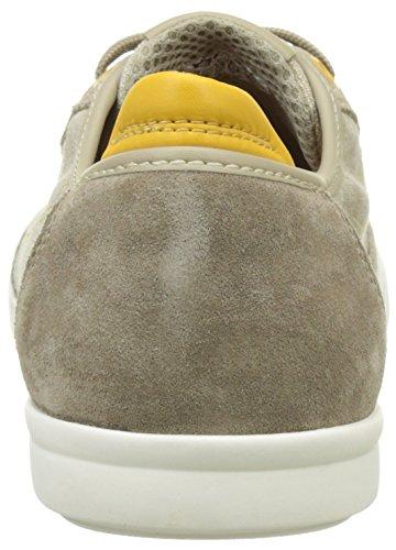 Beige sandc5015 Geox Basses sand Sneakers Homme U A Walee nwx1xPqp