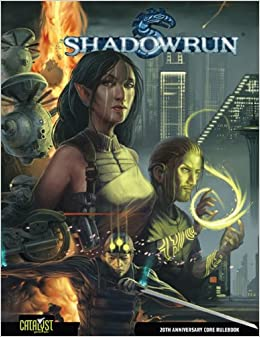 shadowrun 20th anniversary edition catalyst game labs