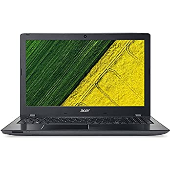 "Acer Aspire E Series E5-575G-57KJ 15.6"" Laptop, 7th Gen i5-7200U, up to 3.10 GHz, NVIDIA 940MX 2GB graphics, 8GB DDR4, 1TB Hard Drive Windows 10 Home (Certified Refurbished)"