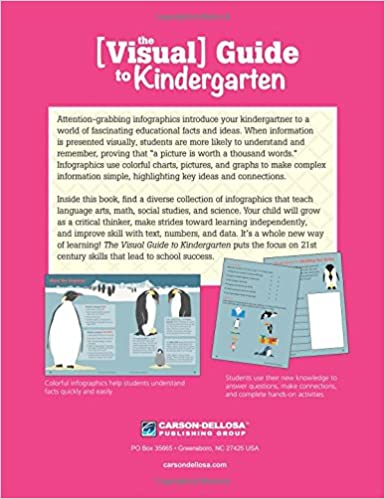 The Visual Guide to Kindergarten: Thinking Kids, Carson-Dellosa ...