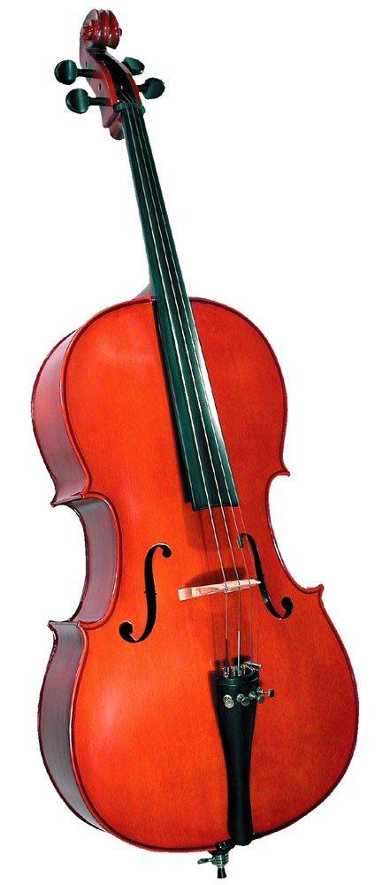 Cremona SC-100 Premier Novice Cello Outfit - 1/2 Size