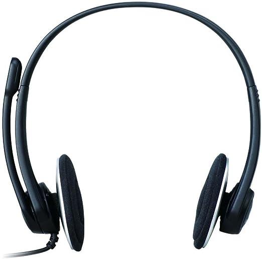 Logitech Inc 981 000127 H330 Usb Headset Elektronik