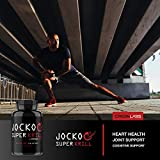Jocko Super Krill Oil - 1000mg Pure Antarctic Krill - Astaxanthin, Omega-3, DHA, EPA - Joint, Brain, Memory Support Supplement - 60 Softgels