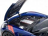 2017 Chevrolet Corvette Grand Sport Admiral Blue