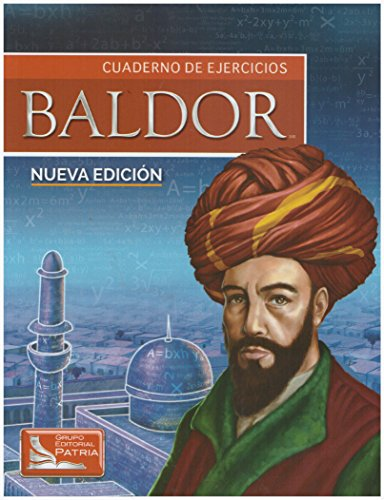 BALDOR Cuadernos de Ejercicios (Bachillerto)  [Marco Antonio Garcia Juarez] (Tapa Blanda)