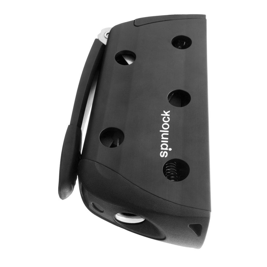 Spinlock XXB パワークラッチ - ブラック、サイドマウントポート、リモート   B074FPTN9J