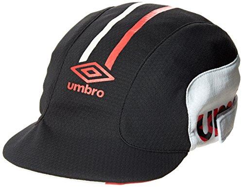 엄브로 UMBRO 축구 쥬니어 연습용 모자 UUDLJC02 주니어 사이즈 F (약 52cm) 블루/블랙/레드