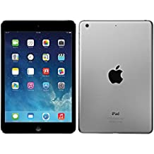 Apple iPad Air FD785LL/A 16GB, Wi-Fi - Black (Renewed)