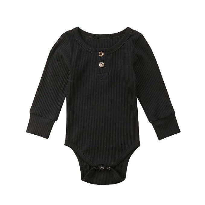 Amazon.com: bababbaa Bebé recién nacido Bebé Niñas Niños ...