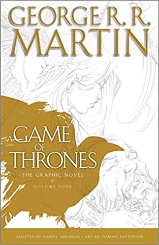 How does game of thrones book end