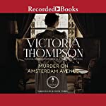 Murder on Amsterdam Avenue | Victoria Thompson