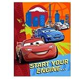 Disney Cars Invitations - 8/Pkg.
