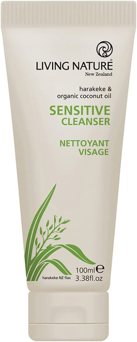 Living Nature Sensitive Skin Facial Cleanser
