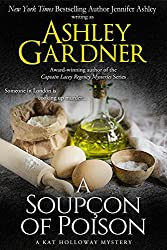 A Soupçon of Poison: Kat Holloway Victorian Mysteries