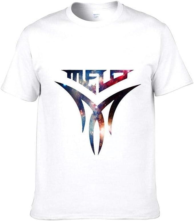 S&RL Camiseta con Estampado de Tendencia de Moda para Hombre ...