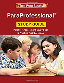 Paraprofessional study guide 2018 2019 parapro assessment review paraprofessional study guide parapro assessment study book practice test questions fandeluxe Gallery