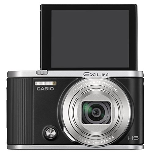 CASIO Digital camera EXILIM EX-ZR1800BK (Black)(Japan Import-No Warranty) (Casio Slow Motion)