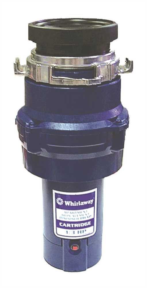 Anaheim 291ap Whirlaway Disposer, 1/2 hp