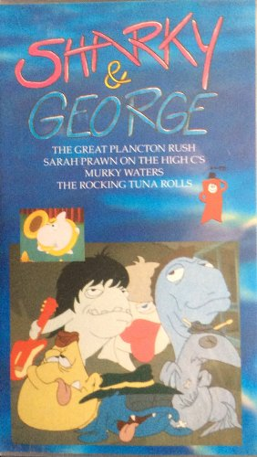 Sharky & George [VHS]