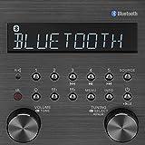 SANGEAN WR-50 AM/FM-RBDS/Bluetooth Wood Cabinet