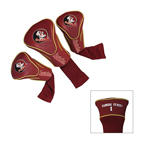 Florida State University Contour Sock Headcovers (3 Pack)