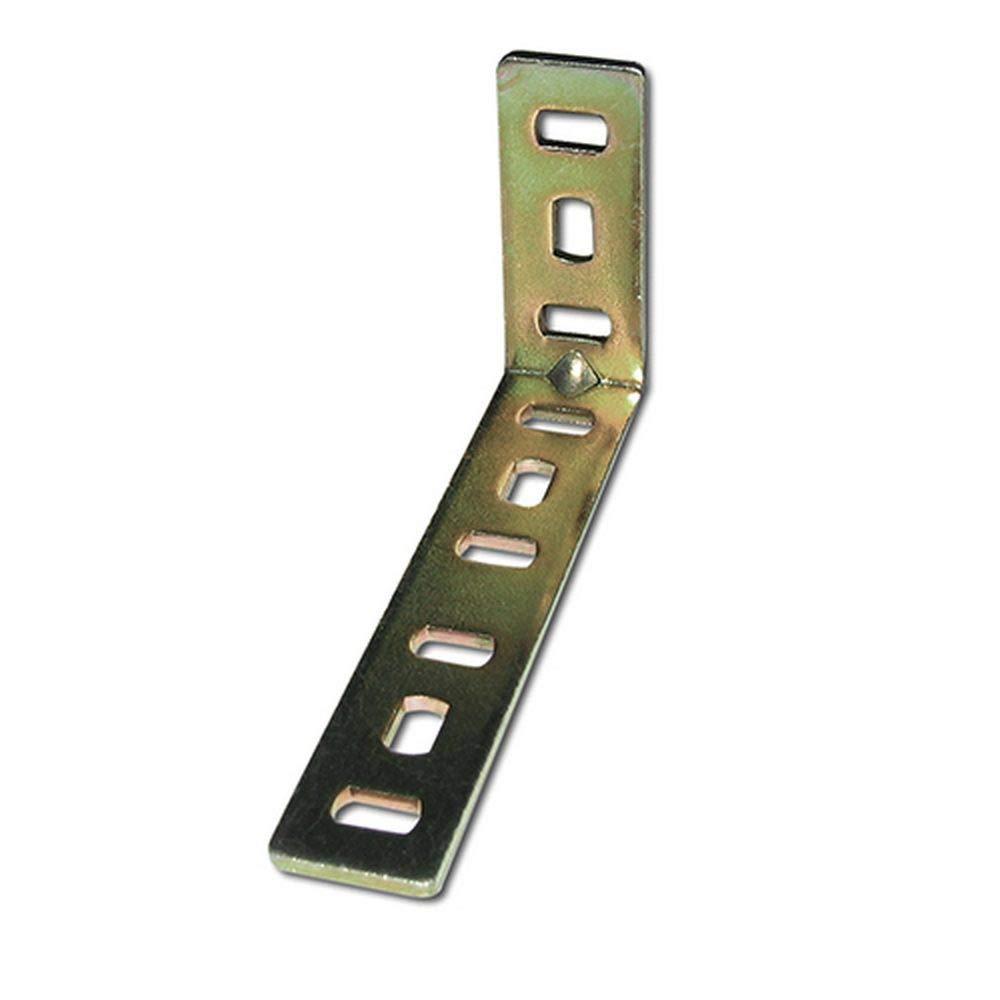 hohe Korrosionsbeständigkeit 2XSchwerlast Winkelverbinder 20x30x30 mm verzinkt