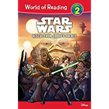 Rescue from Jabba's Palace (Star Wars: World of Reading, Level 2)