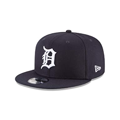 534724033f7e22 Image Unavailable. Image not available for. Color: Detroit Tigers MLB Basic  OTC 9Fifty Snapback Cap
