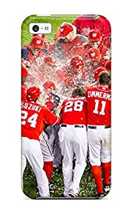 Best 1298697K754910039 washington nationals MLB Sports & Colleges best iPhone 5c cases