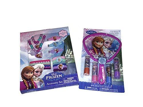 Disney Frozen Accessory Kit with Lip Shine & Hand Mirror