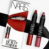 Sephora NARS VIB: NARS Velvet Matte Lip Pencil in Cruella and NARS Satin Lip Pencil in Rikugien