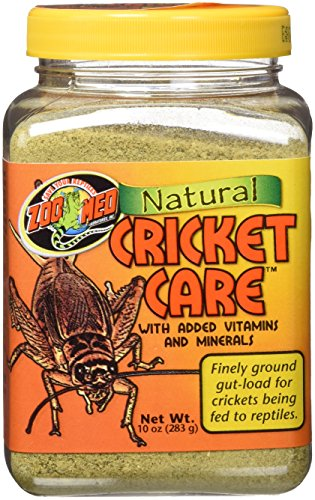 (Zoo Med Natural Cricket Care, 10 oz)