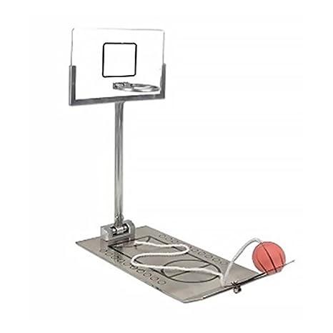 Mini cesta de baloncesto de mesa Mini plegable Baloncesto Juego ...