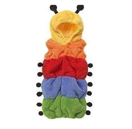 Gaorui - Saco para dormir para bebés con diseño de oruga, pijama de una pieza