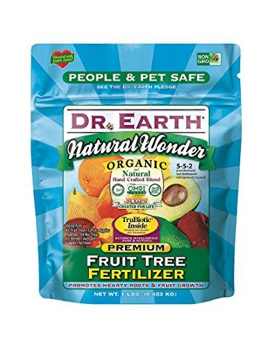 Dr. Earth Natural Wonder Fruit Tree Fertilizer 1 (Fruit Tree Fertilizers)