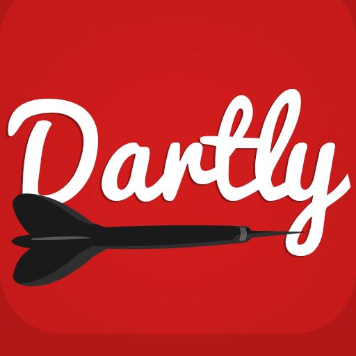 (Dartly - Free Darts Scoring App)