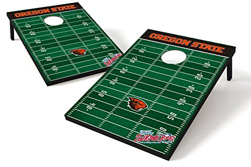 - Wild Sports NCAA College Oregon State Beavers Tailgate Toss Game