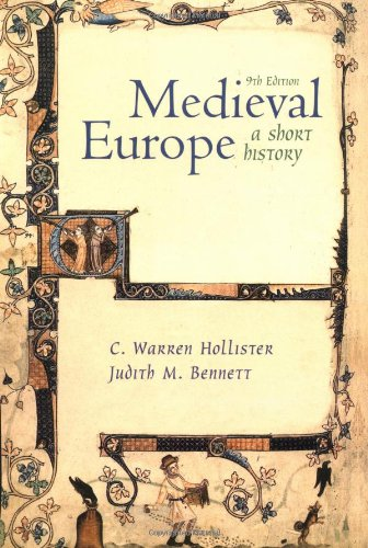 Medieval Europe: A Short ()