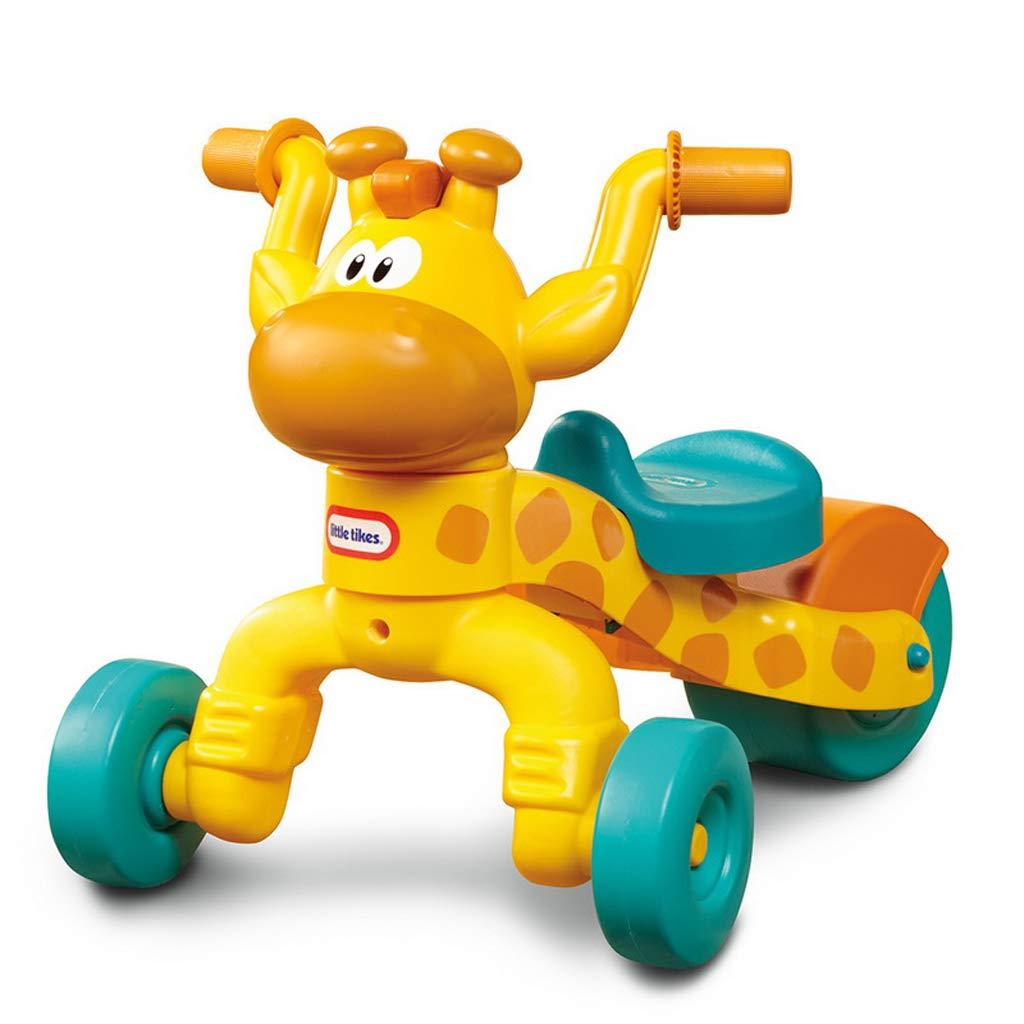 Kinder Dreirad Fahrrad Kinder Dreirad Pedal Fahren Twist Spielzeugauto Geeignet Für 1-3 Jahre Altes Baby