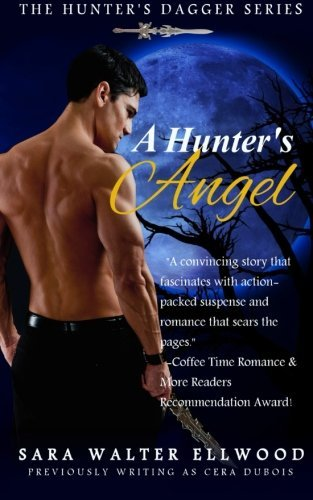 book cover of A Hunter\'s Angel
