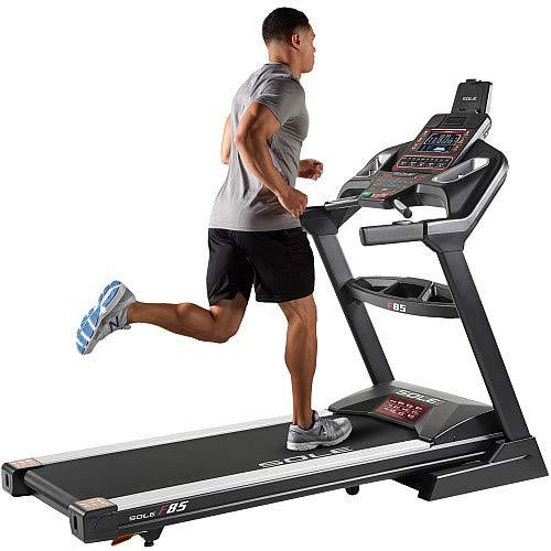 Sole F85 Folding Treadmill with Bluetooth Technology
