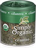 Simply Organic Mini Cilantro Leaf, 0.14 oz