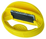 Toko Unisex's Express Tuner, 88-87 Degrees, Yellow/Grey, One Size