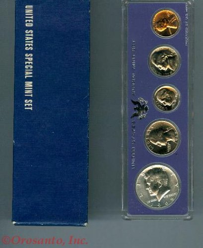 - 1966 US Special Mint Set (SMS)